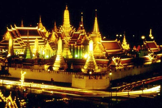 Thailand Sightseeing Tour