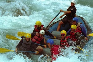 Rafting Tour In Nepal