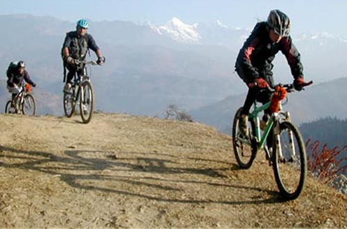 Mountain Bike Tour