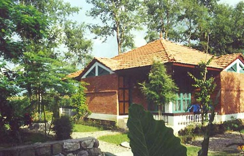 Baghmara Resort, Cottage