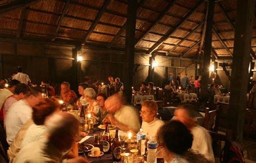 Temple Tiger Lodge, Chitwan